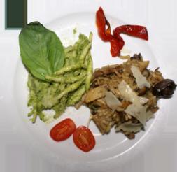 Athentieke italiaanse gerechten